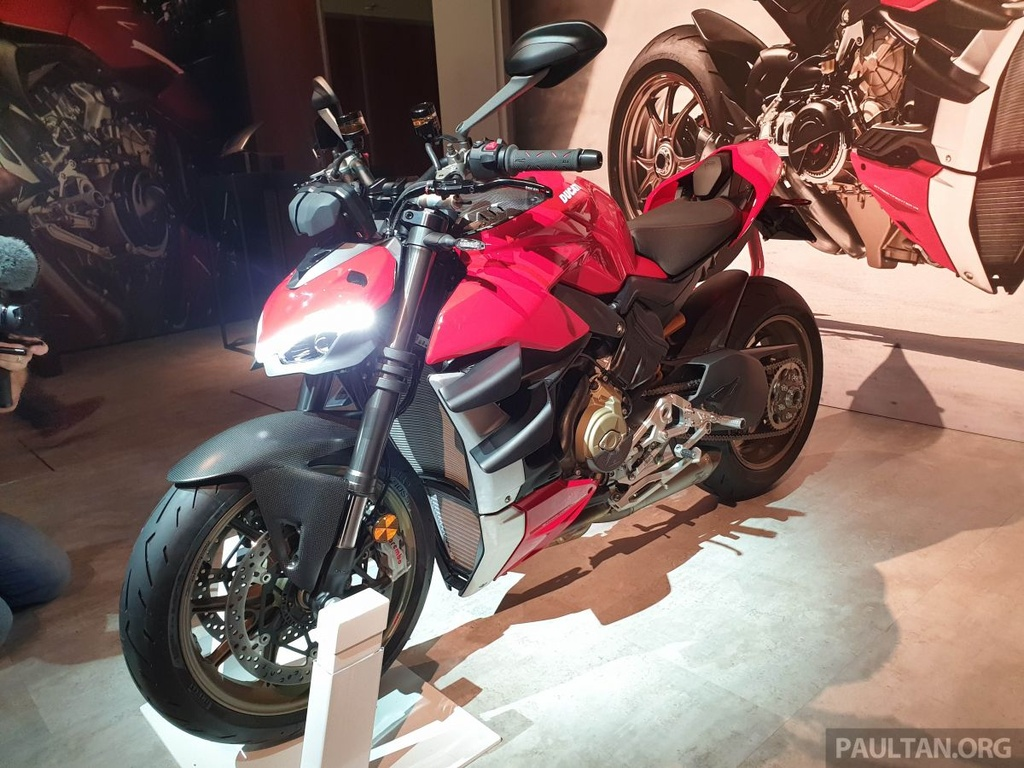 Chi tiet Ducati Streetfighter V4 2020, trang bi canh gio nhu xe MotoGP hinh anh 1