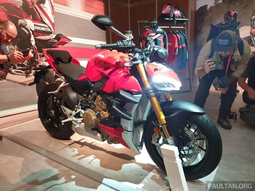 Chi tiet Ducati Streetfighter V4 2020, trang bi canh gio nhu xe MotoGP hinh anh 10