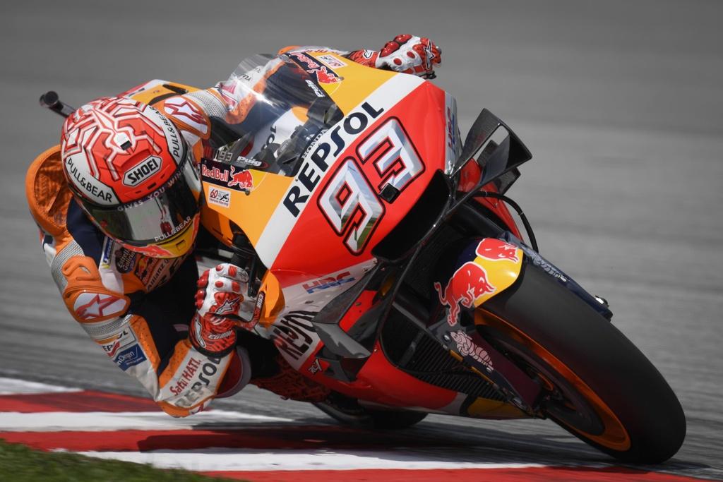 MotoGP chang 18 - Maverick Vinales danh bai Marc Marquez hinh anh 6