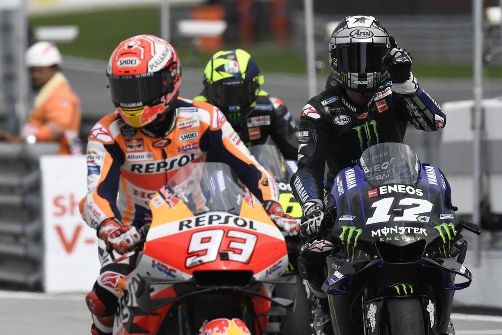 MotoGP chang 18: Yamaha danh bai Honda anh 8