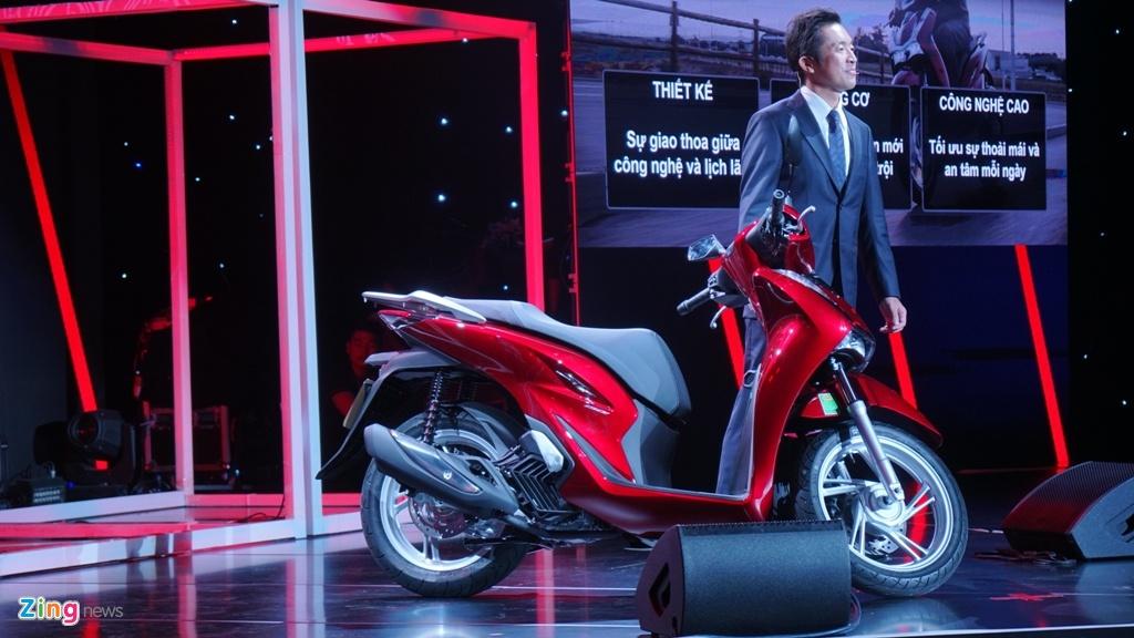 Honda SH 2020 chinh thuc ra mat VN anh 1