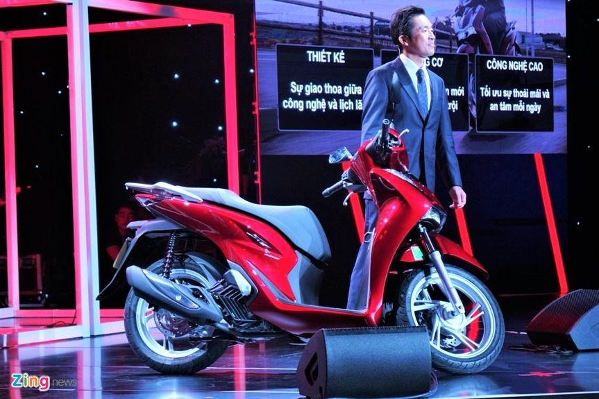 Cùng tầm giá với Honda SH 2020 có những sự lựa chọn nào?