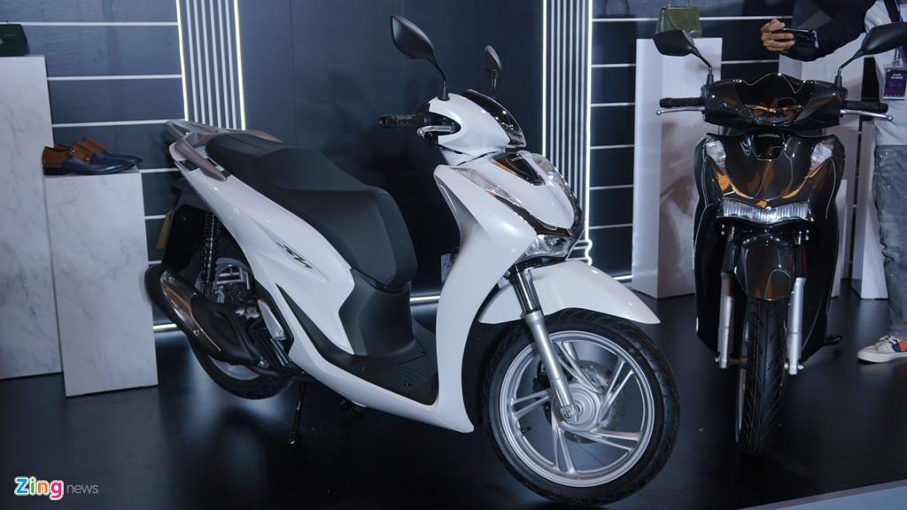Honda SH 2020 chinh thuc ra mat VN anh 2