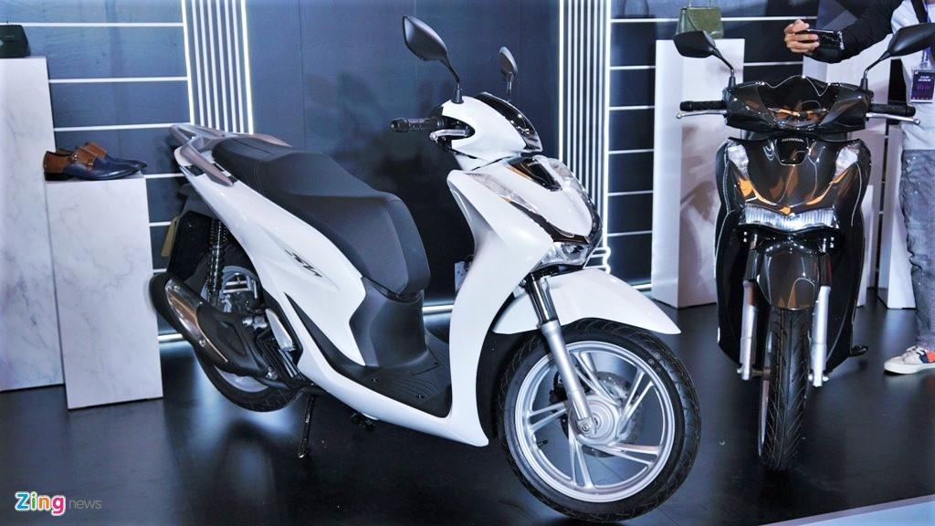 Honda SH 2020 co gi khac so voi hien tai anh 1