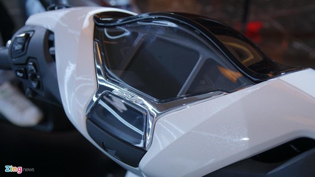 Honda SH 125 2020 tang gia gan 20 trieu dong tai dai ly hinh anh 2