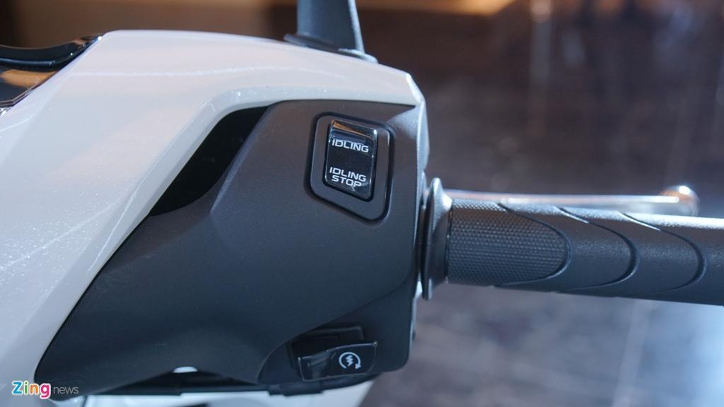 Honda SH 2020 chinh thuc ra mat VN anh 12