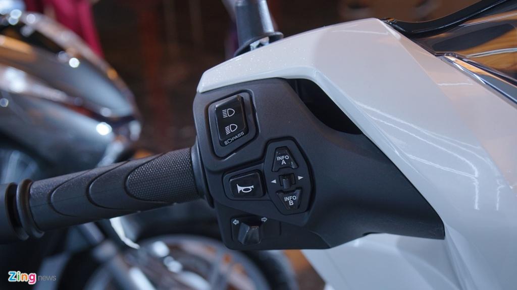 Honda SH 2020 chinh thuc ra mat VN anh 13