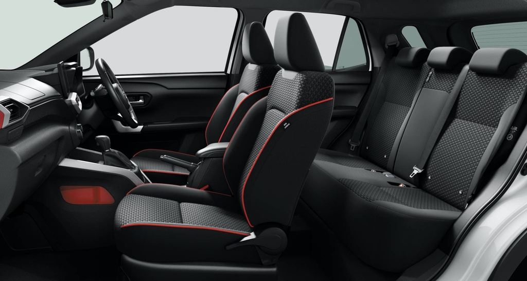 Toyota Raize 2020 ra mat - dong co 1.0L, gia tu 14.500 USD hinh anh 6