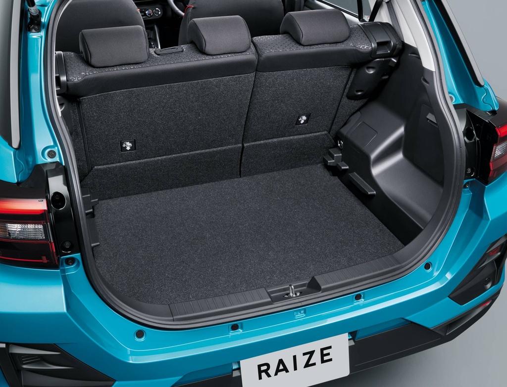 Toyota Raize 2020 ra mat - dong co 1.0L, gia tu 14.500 USD hinh anh 9