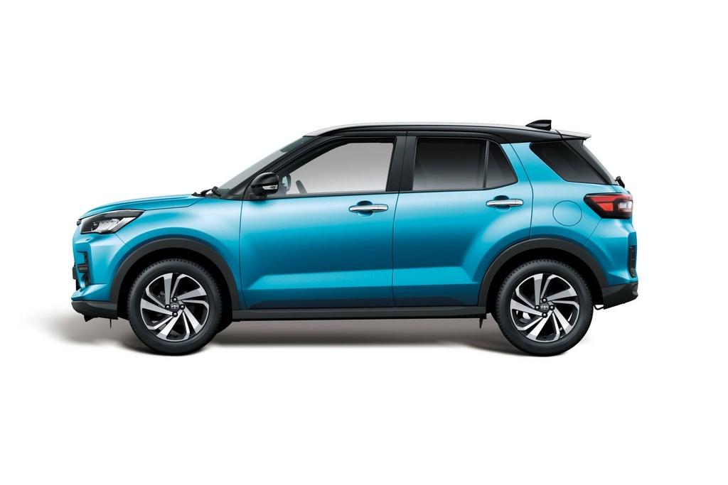 Toyota Raize 2020 ra mat - dong co 1.0L, gia tu 14.500 USD hinh anh 4