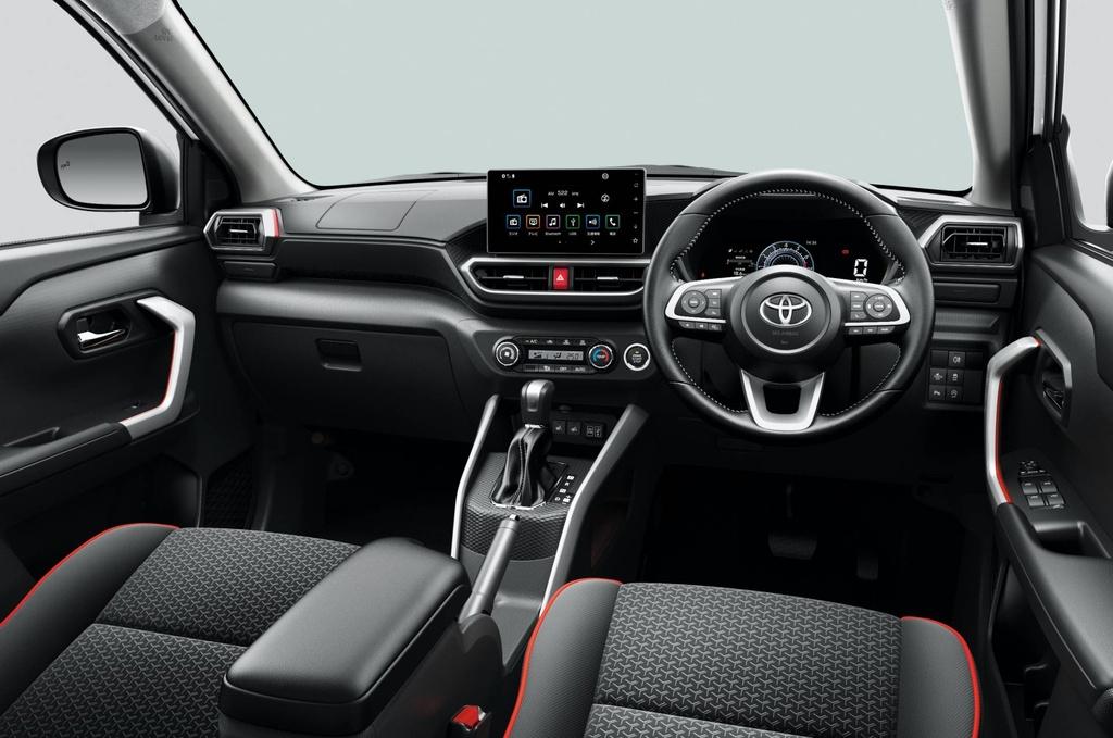 Toyota Raize 2020 ra mat - dong co 1.0L, gia tu 14.500 USD hinh anh 5