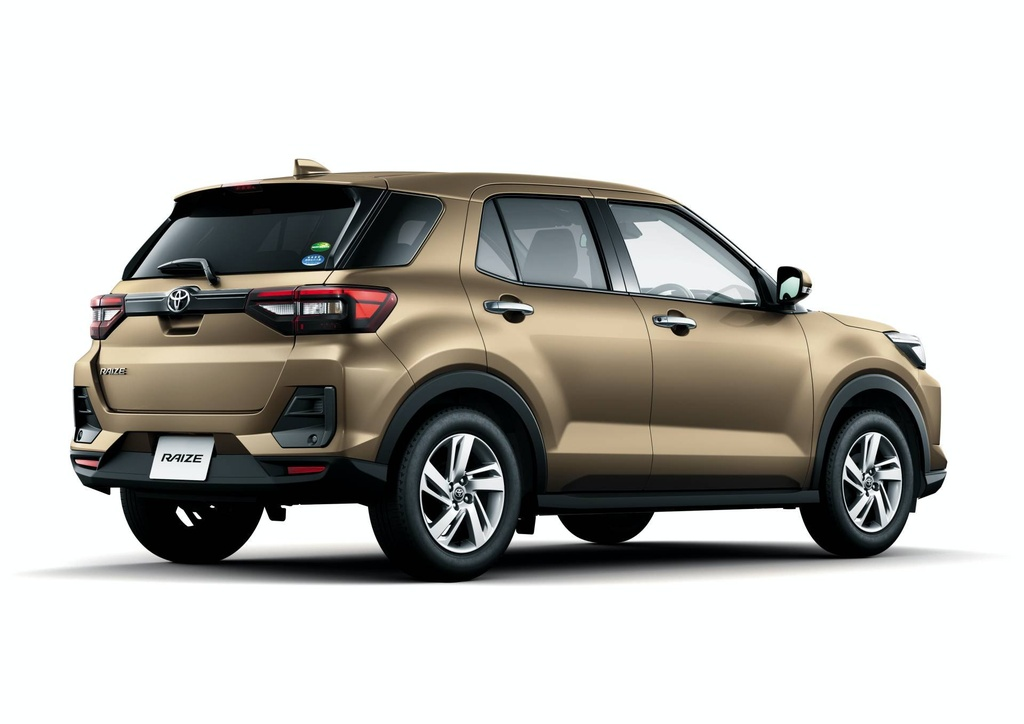 Toyota Raize 2020 ra mat - dong co 1.0L, gia tu 14.500 USD hinh anh 10
