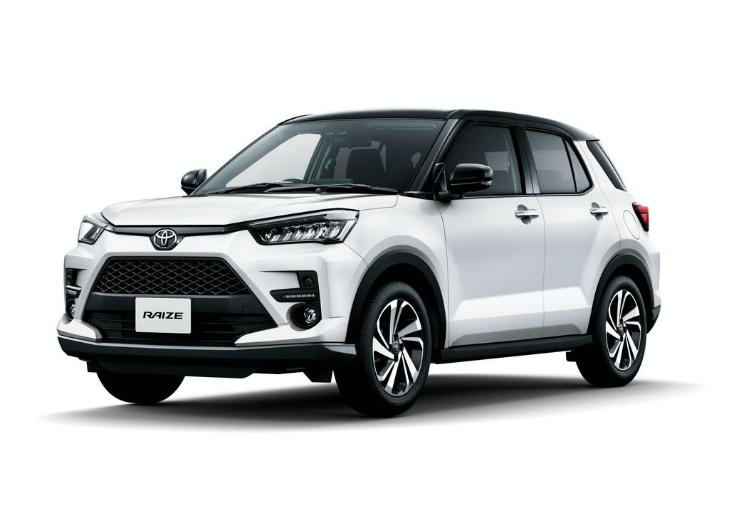 Toyota Raize 2020 ra mat - dong co 1.0L, gia tu 14.500 USD hinh anh 11