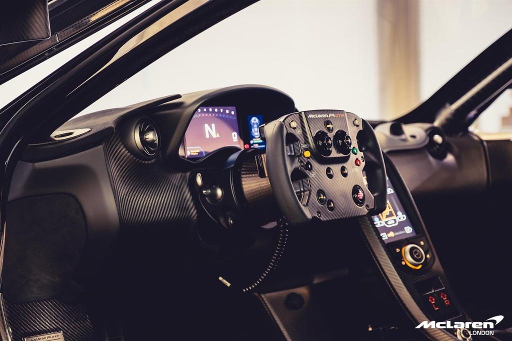 McLaren P1 GTR chay pho duy nhat the gioi co gia gan 4 trieu USD hinh anh 3