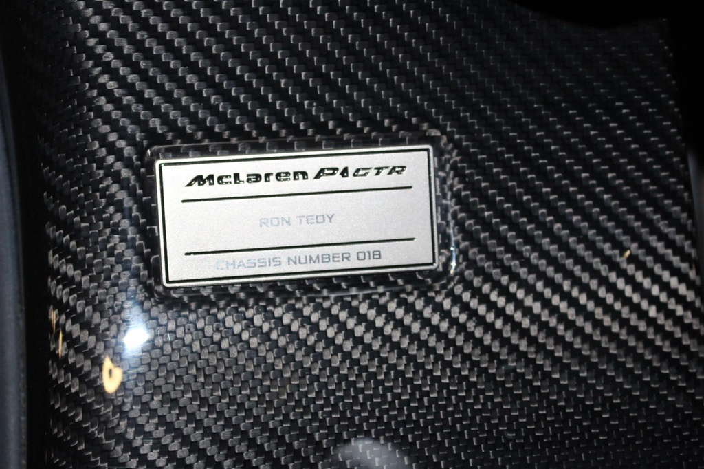 McLaren P1 GTR chay pho duy nhat the gioi co gia gan 4 trieu USD hinh anh 7