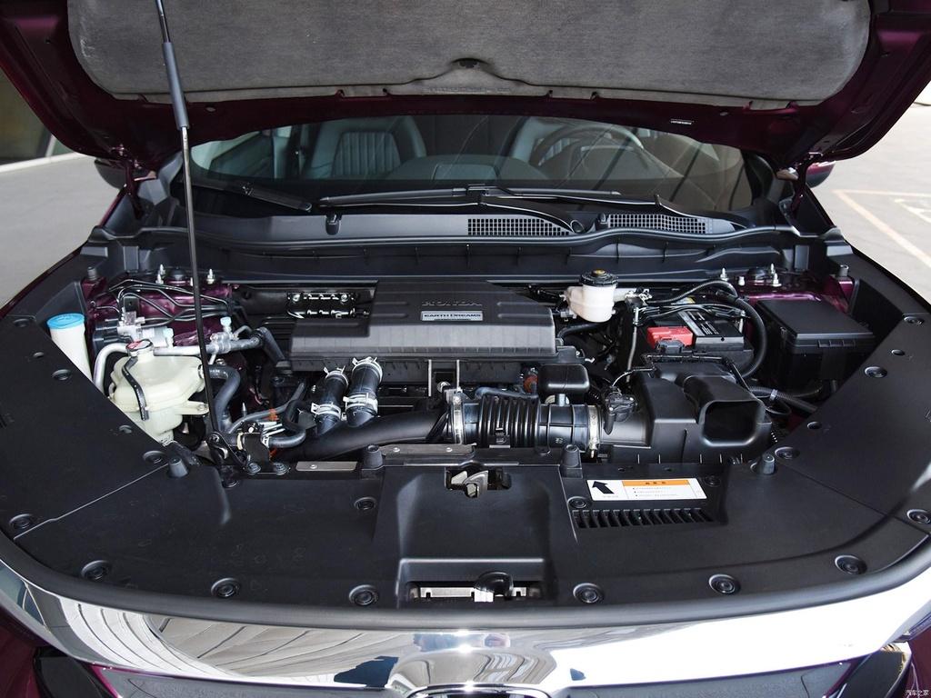 Ra mat Honda Breeze 2020, crossover danh rieng cho Trung Quoc hinh anh 6