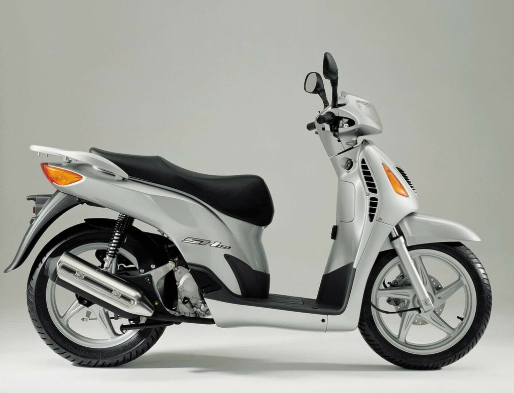 Honda SH tai VN thay doi the nao sau gan 20 nam? hinh anh 1