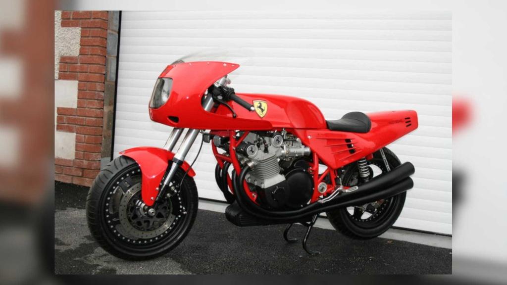 Kham pha chiec moto Ferrari doc nhat the gioi hinh anh 1 1_Ferrari900.jpg