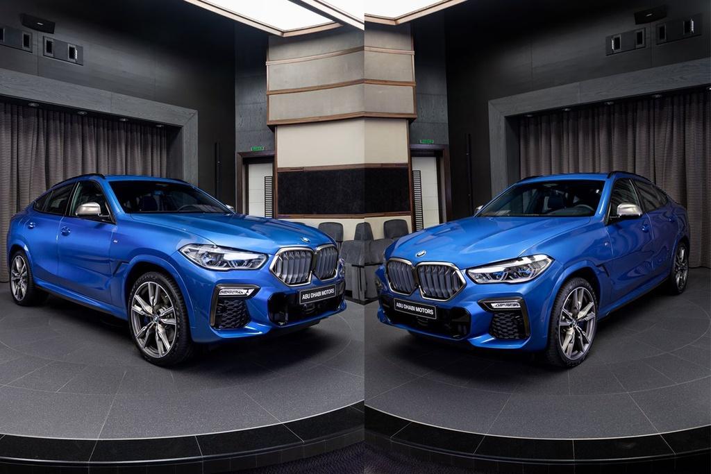 Chi tiet BMW X6 M50i phien ban mau xanh Riverside Blue hinh anh 6 10_X6.jpg