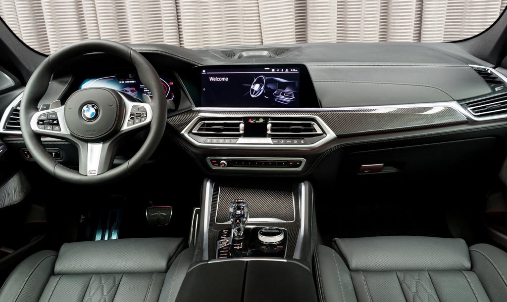Chi tiet BMW X6 M50i phien ban mau xanh Riverside Blue hinh anh 4 5_X6.jpg