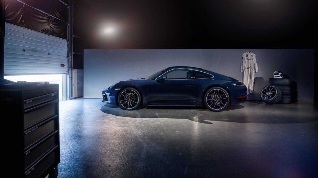 Ra mắt Porsche 911 Belgian Legend Edition, chỉ sản xuất 75 chiếc