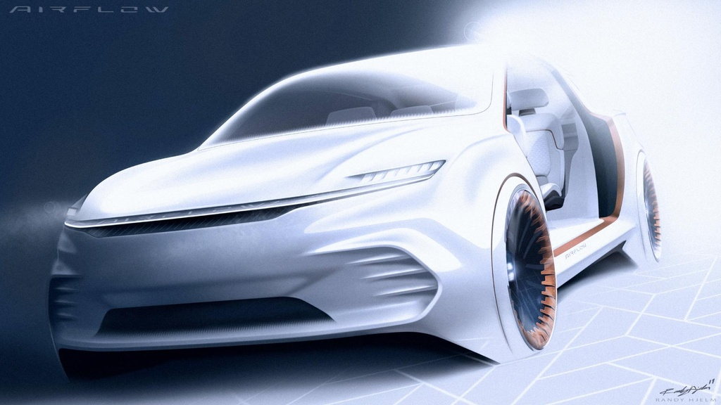 Ra mat Airflow Vision Concept - xe hoi tuong lai cua Chrysler hinh anh 4 2020_Chrysler_Airflow_Vision_concept_2.jpg