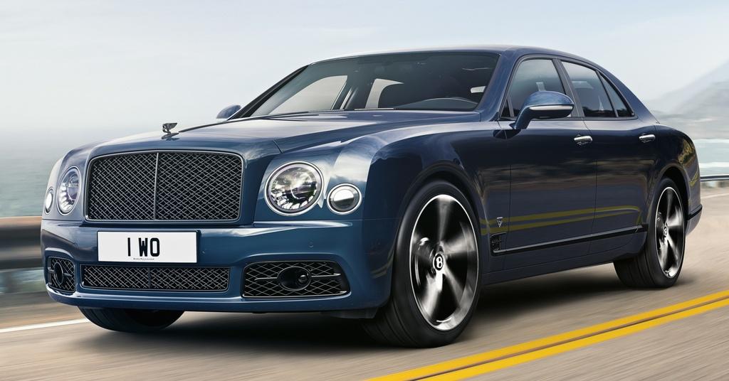 Bentley Mulsanne 6.75 Edition trinh lang anh 1