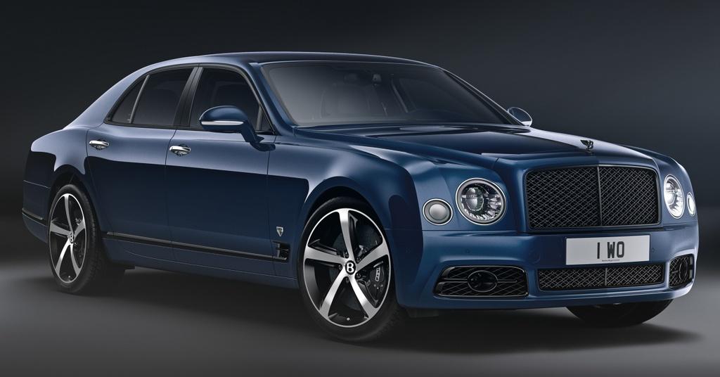 Bentley Mulsanne 6.75 Edition trinh lang anh 3
