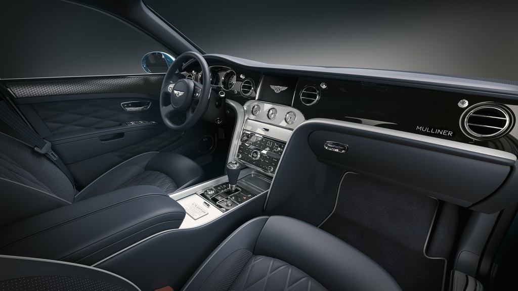 Bentley Mulsanne 6.75 Edition trinh lang anh 4