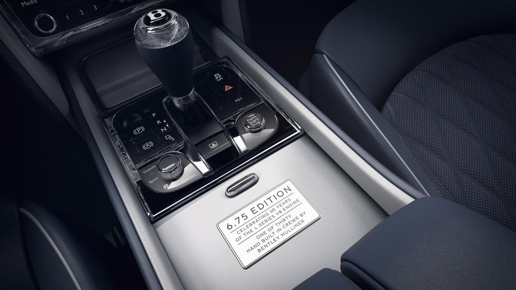 Bentley Mulsanne 6.75 Edition trinh lang anh 5