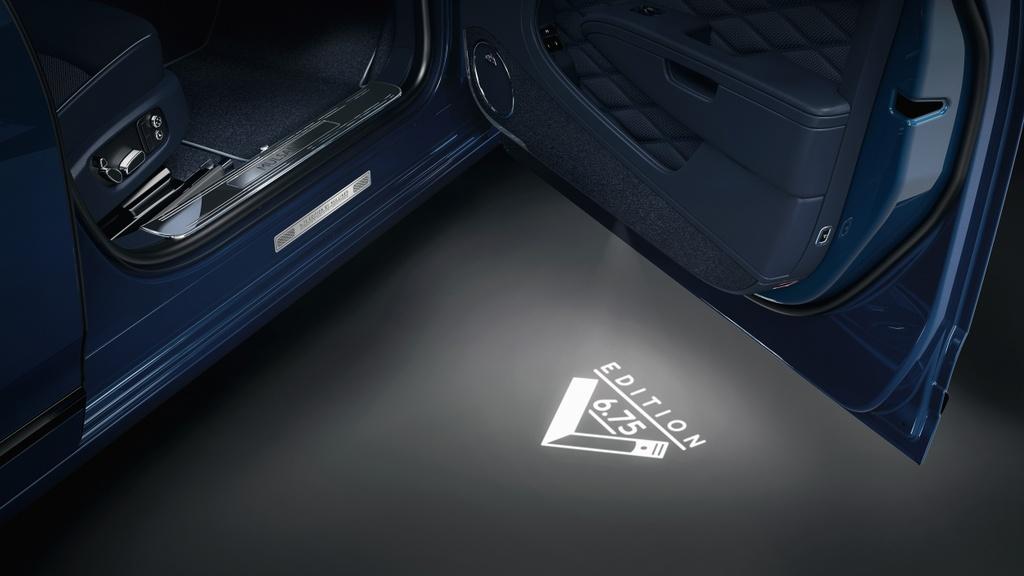 Bentley Mulsanne 6.75 Edition trinh lang anh 7