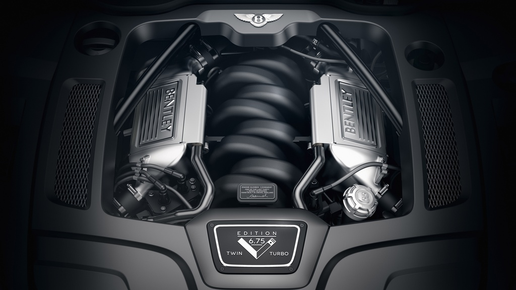 Bentley Mulsanne 6.75 Edition trinh lang anh 2