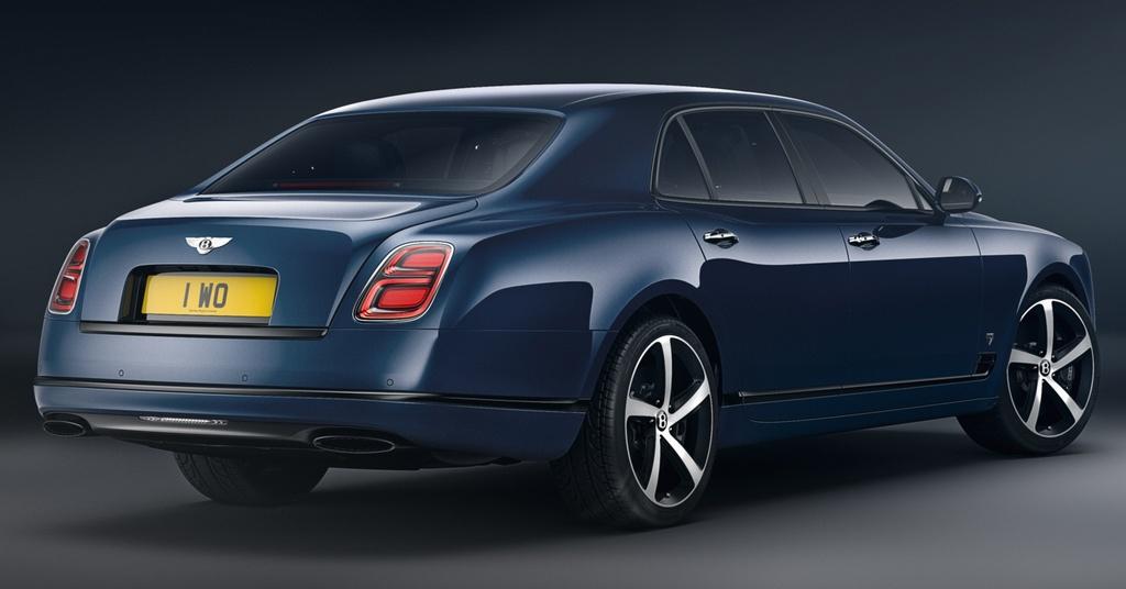 Bentley Mulsanne 6.75 Edition trinh lang anh 8
