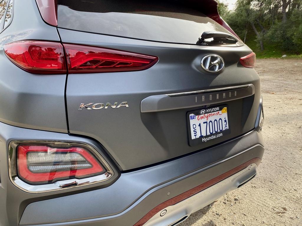 Hyundai Kona Iron Man ra mat anh 5