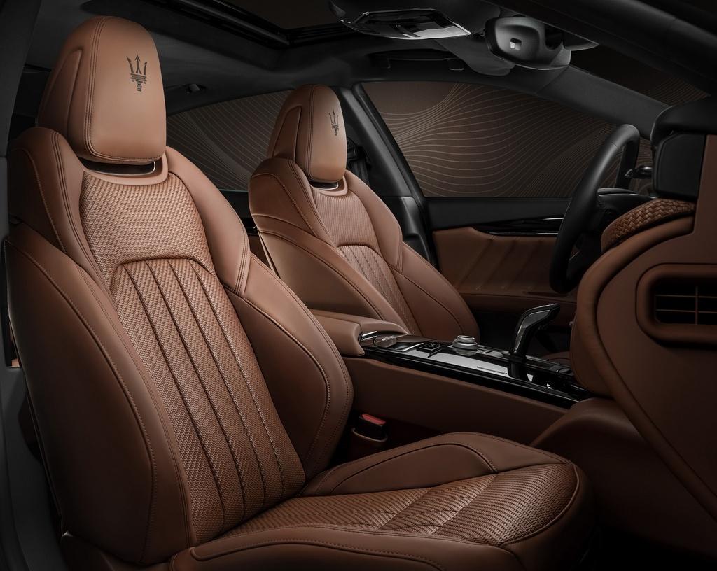 Maserati ra mat 3 mau xe cuc hiem, gia tu 103.000 USD hinh anh 4 Maserati_Quattroporte_Ghibli_Levante_Royale_08.jpg