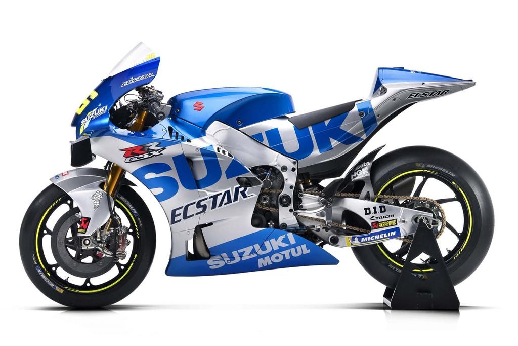 Suzuki trinh lang xe dua MotoGP 2020 - thay doi kieu dang lan mau sac hinh anh 5 team_suzuki_ecstar_2020_livery_gsx_rr_motogp_10.jpg