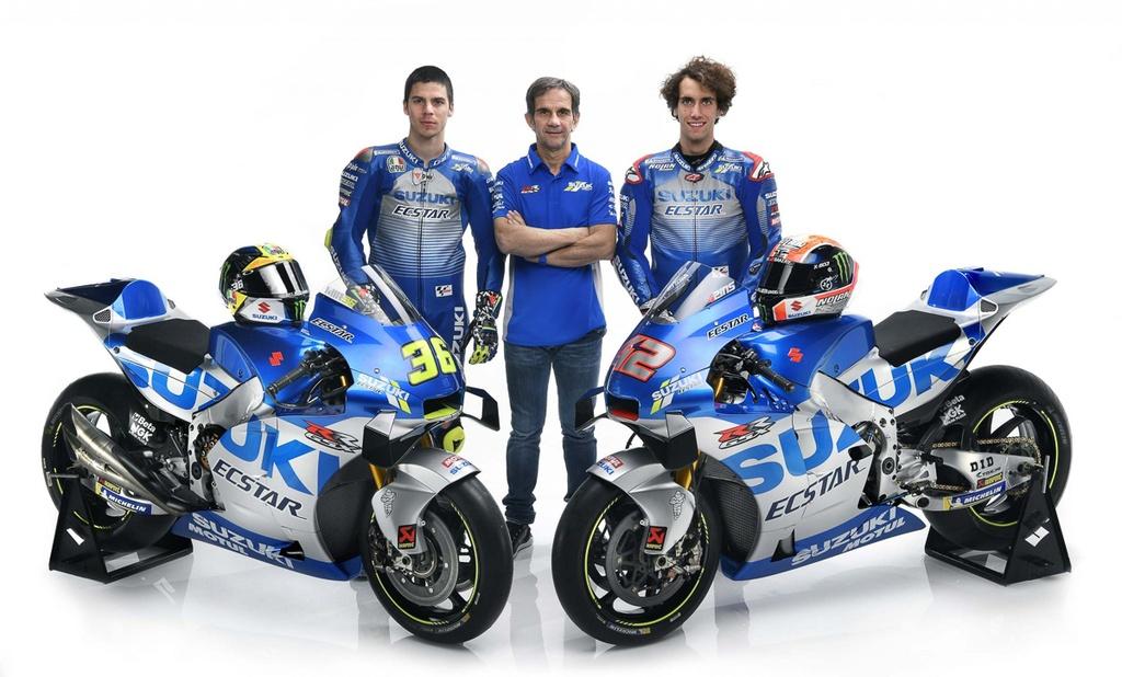 Suzuki trinh lang xe dua MotoGP 2020 - thay doi kieu dang lan mau sac hinh anh 2 team_suzuki_ecstar_2020_livery_gsx_rr_motogp_12.jpg