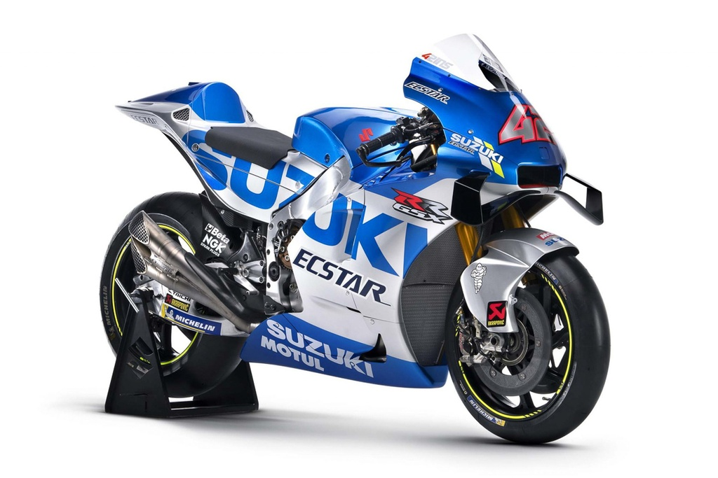 Suzuki trinh lang xe dua MotoGP 2020 - thay doi kieu dang lan mau sac hinh anh 6 team_suzuki_ecstar_2020_livery_gsx_rr_motogp_14.jpg