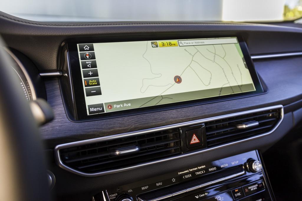 Kia Cadenza 2020 ra mat - doi thu Audi A6, Mercedes E-Class hinh anh 5 5_Cadenza.jpg