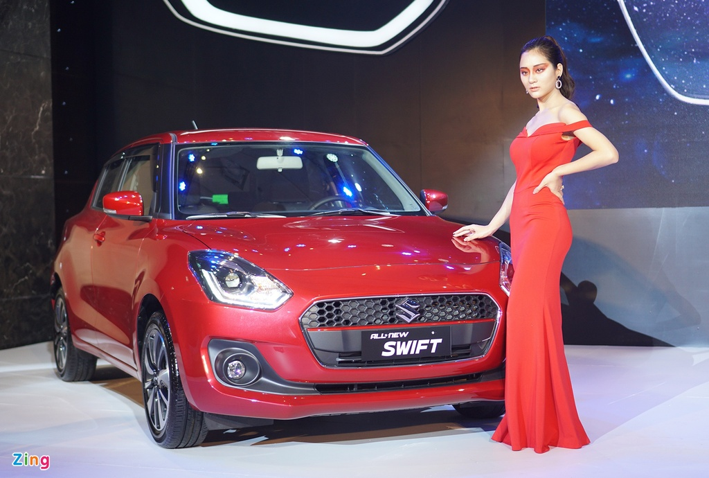 5 oto co doanh so thap nhat VN thang 1/2019 - Suzuki Swift ban 1 xe hinh anh 1 Swift7_Zing.jpg