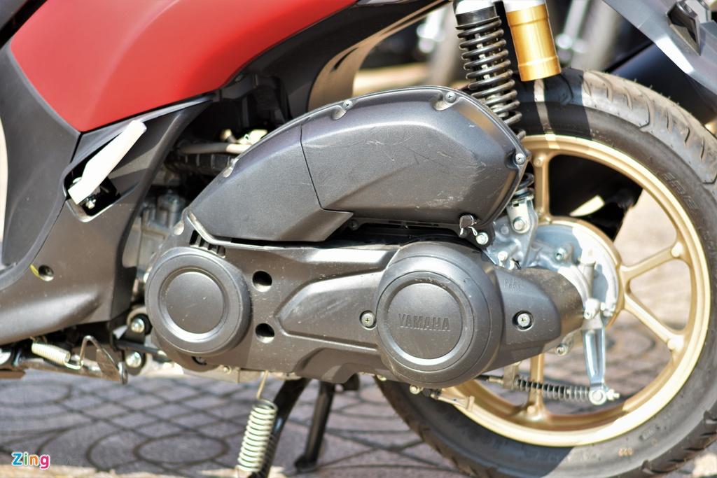 Yamaha LEXi tai Viet Nam - kieu dang la mat, doi thu cua Honda PCX hinh anh 14 15_LEXI_zing.jpg