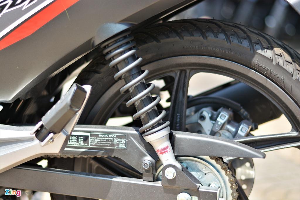 Honda Supra X 125 FI tai Viet Nam, gia khoang 40 trieu dong hinh anh 13 12_SupraX_zing.jpg