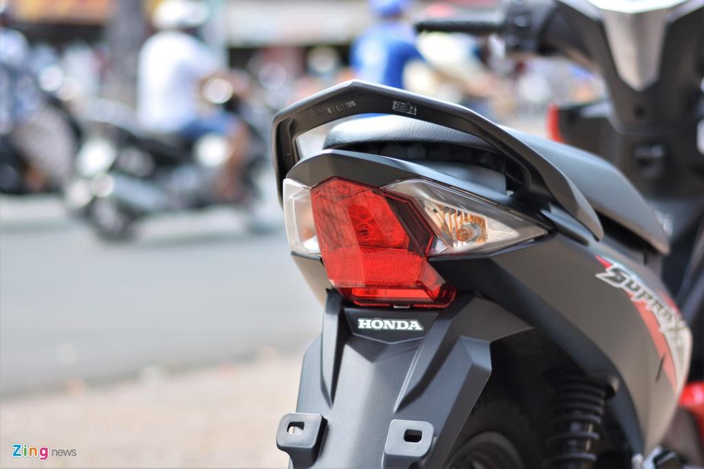 Honda Supra X 125 FI tai Viet Nam, gia khoang 40 trieu dong hinh anh 15 14_SupraX_zing.jpg