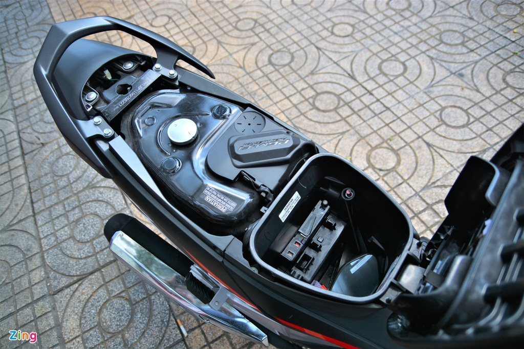 Honda Supra X 125 FI tai Viet Nam, gia khoang 40 trieu dong hinh anh 11 15_SupraX_zing.jpg