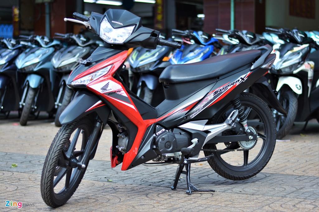 Honda Supra X 125 FI tai Viet Nam, gia khoang 40 trieu dong hinh anh 2 2_SupraX_zing.jpg