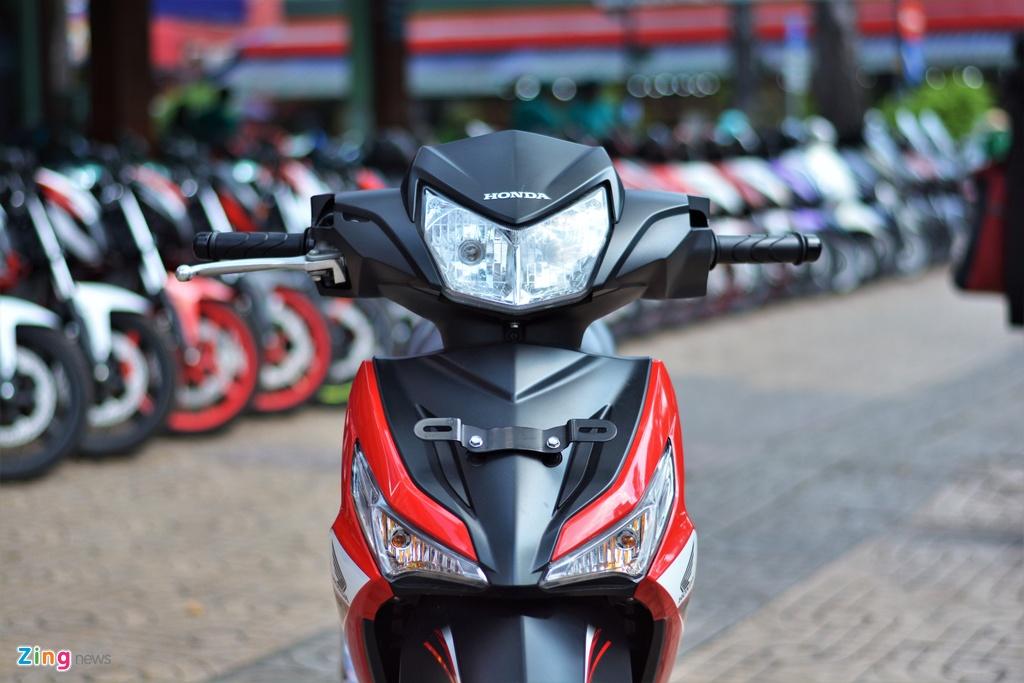 Honda Supra X 125 FI tai Viet Nam, gia khoang 40 trieu dong hinh anh 3 4_SupraX_zing.jpg