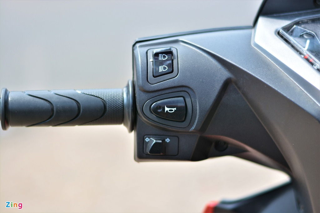Honda Supra X 125 FI tai Viet Nam, gia khoang 40 trieu dong hinh anh 7 6_SupraX_zing.jpg