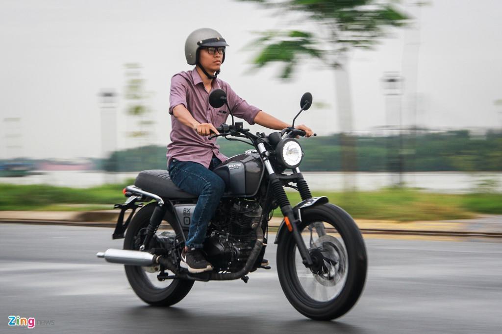 6 mau moto phan phoi chinh hang khong can bang lai A2 o Viet Nam hinh anh 6 IMG_0067_zing.jpg