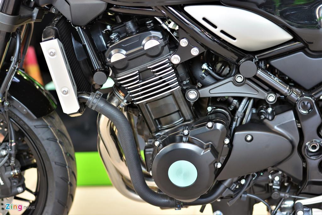 Chi tiet Kawasaki Z900RS anh 8