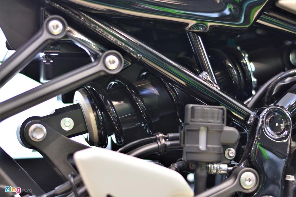 Chi tiet Kawasaki Z900RS anh 9